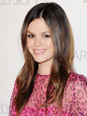 Semi-Long and Layered   in Front If you aren't a fan of long hair, but you don't want it to be short either, a medium-length is exactly what you need.  Follow our May cover girl Rachel Bilson's lead and go for a cut that's lightly layered in the front and halfway between a short and long cut.