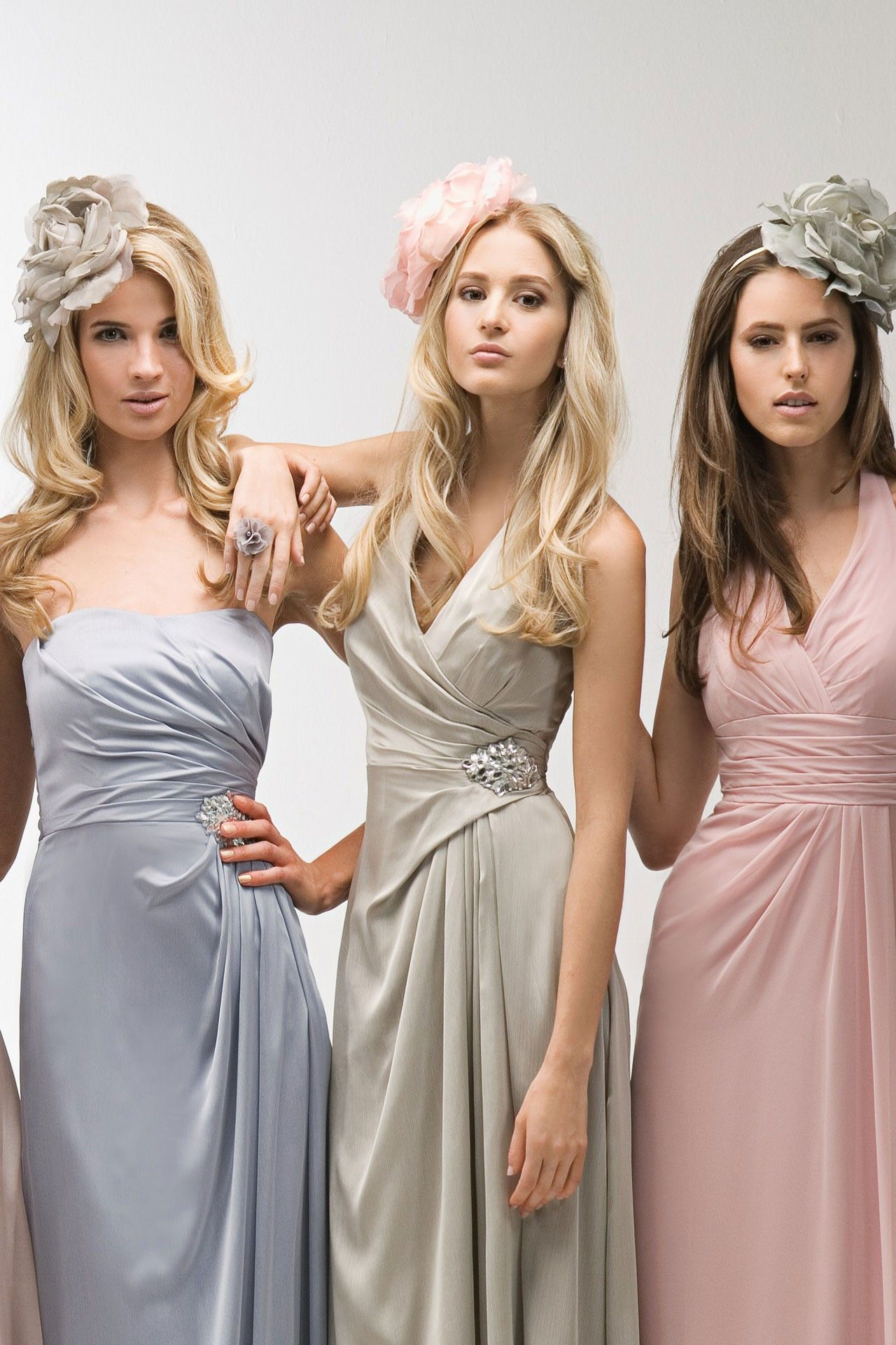 Bridesmaid dresses latest styles u ideas bridesmagazine