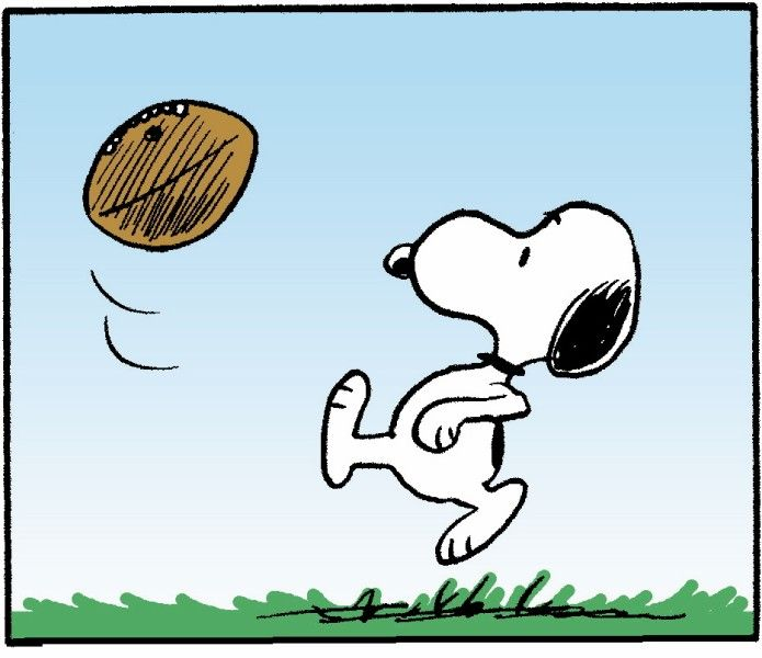 October 13 2012 football charles m schulz sports - Charlie brown bilder ...