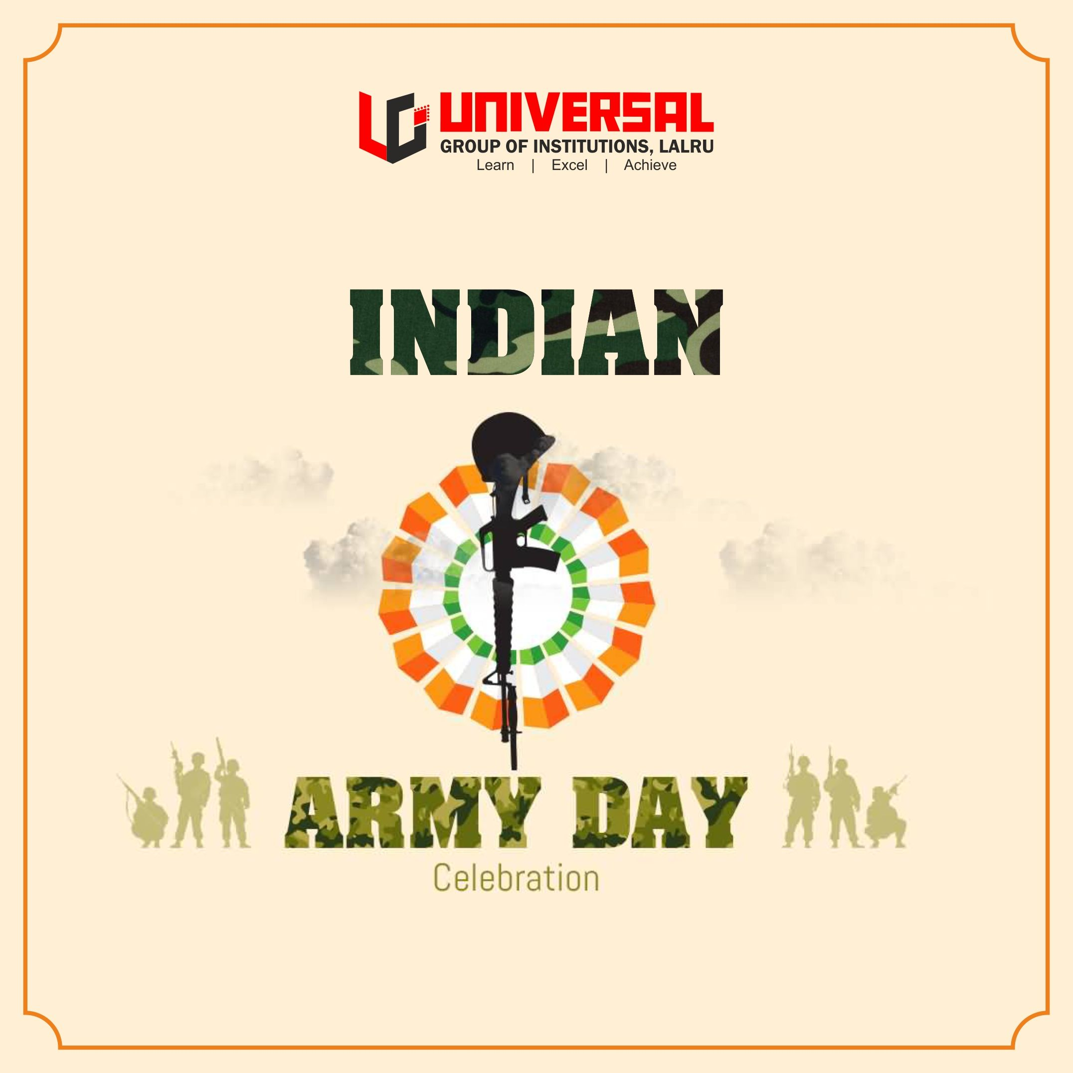 Indian Army Day Is Another Event In The Country To Honor The Valiant Soldiers Protecting Our Nation Observed On January 15 Ev Army Day Indian Army The Valiant