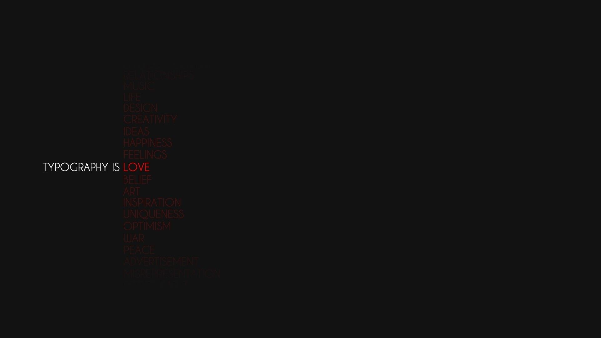 1920x1080 1920x1080 Wallpaper Typography Is Love Black Black Background Sign Reflections Love Wallpaper Best Background Images Black Love
