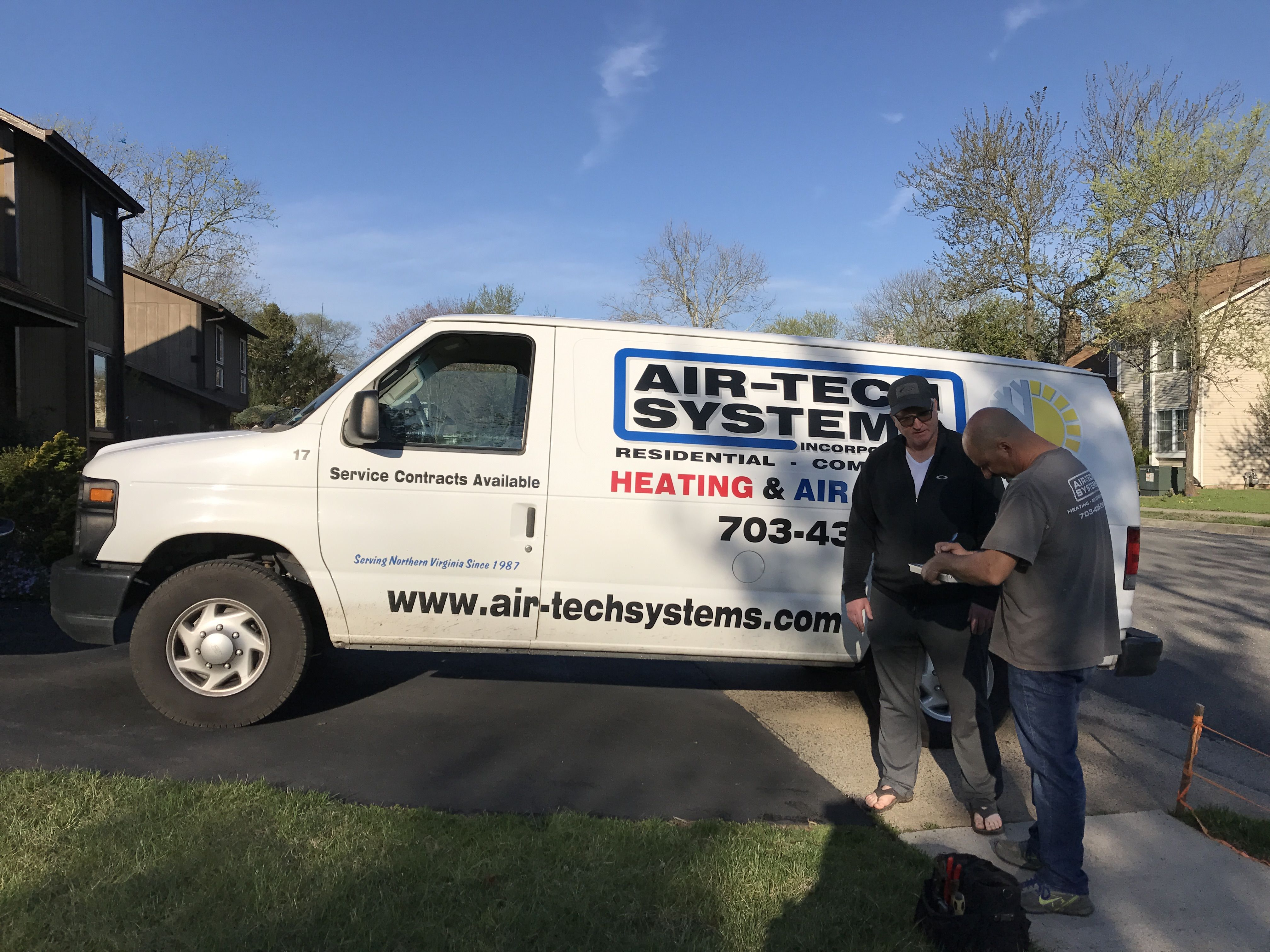 Furnace Replacement AirTech Systems Inc. 10930 Clara