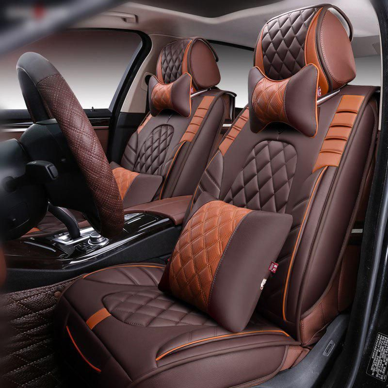 3d Styling Car Seat Cover For Toyota Corolla Rav4 Prius Prado Highlander Sienna Zelas Verso Mark X Crow Sports Car Seat Cover Car Seats Leather Car Seat Covers