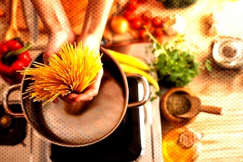 dente The physics of how spaghetti strands change shape as they cook -Al dente The physics of how