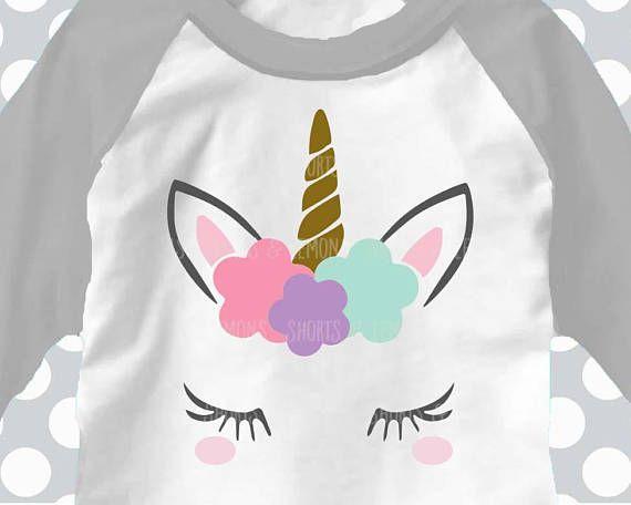 UNICORN SVG, Magical unicorn svg, birthday svg, summer svg