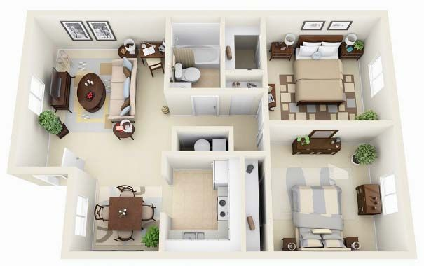 simple small house plans under sq ft bedroom apartment floor plan also pinterest rh co