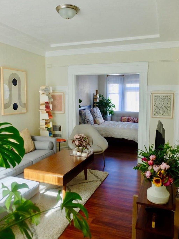 20 Fabulous Studio Apartment Decor Ideas On A Budget Tiny Apartment Decorating Studio