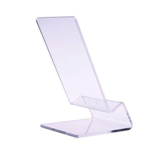 Buyincoins Clear Acrylic Mount Holder Display Stand for ...