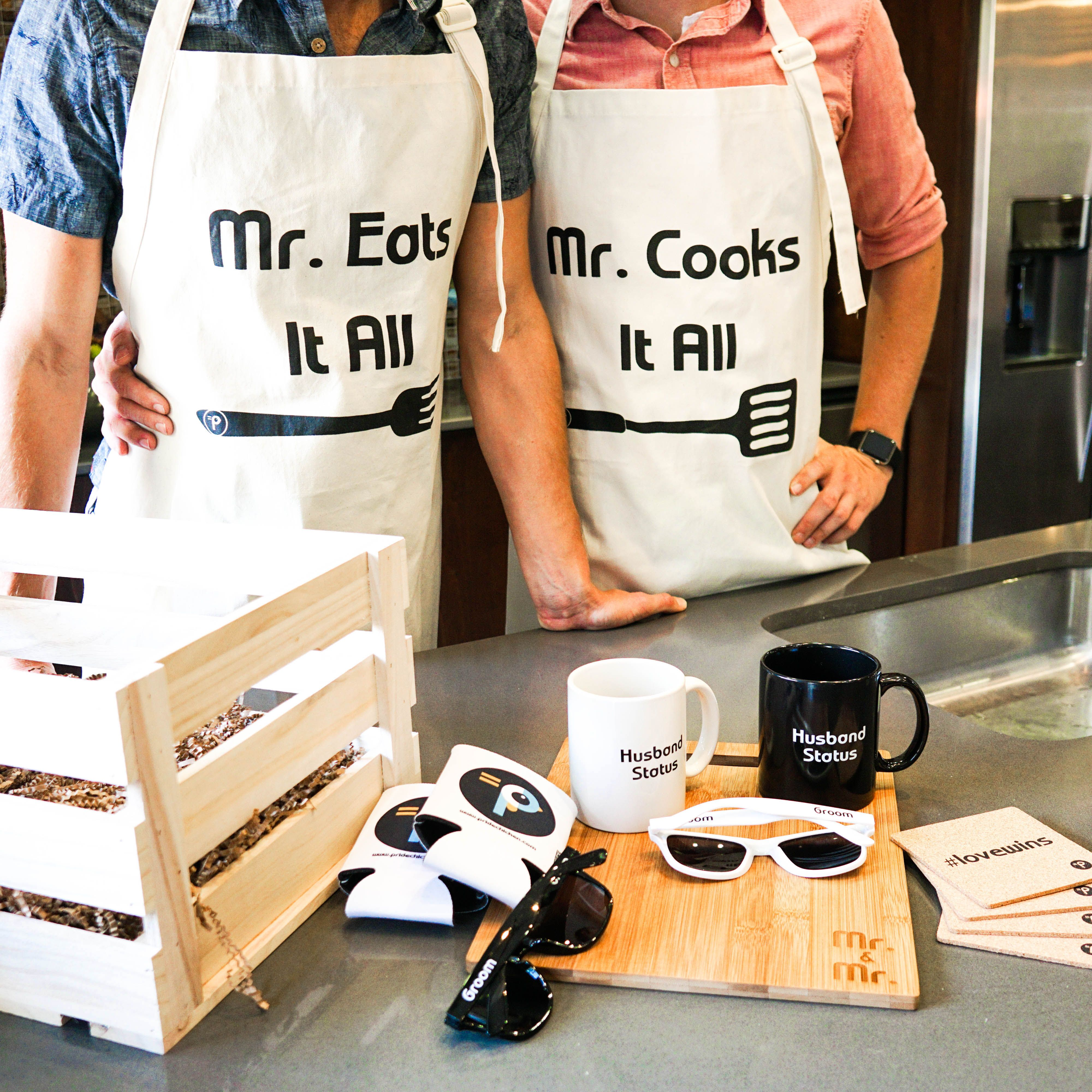 Gay Wedding Gifts From Pride Chicken Bridalregistry In 2019