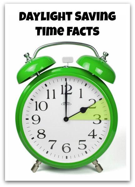 Spring Forward Fall Back Daylight Saving Time Facts Daylight Savings Time Daylight Savings Fall Back Time