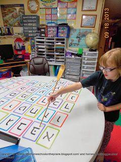 Little Homeschool on the Prairie: Cap It! Hebrew