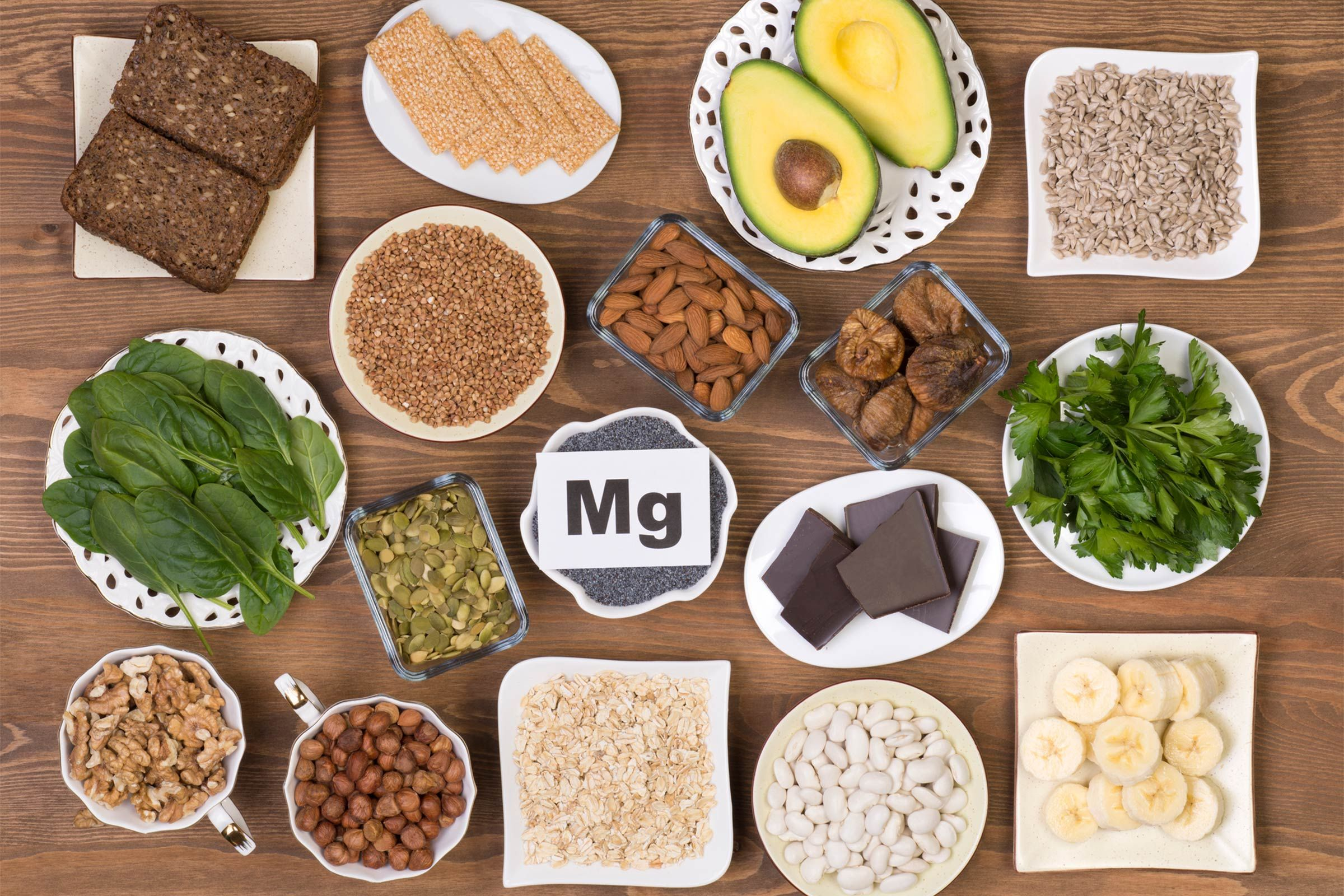 Kết quả hình ảnh cho каких продуктах содержится магний