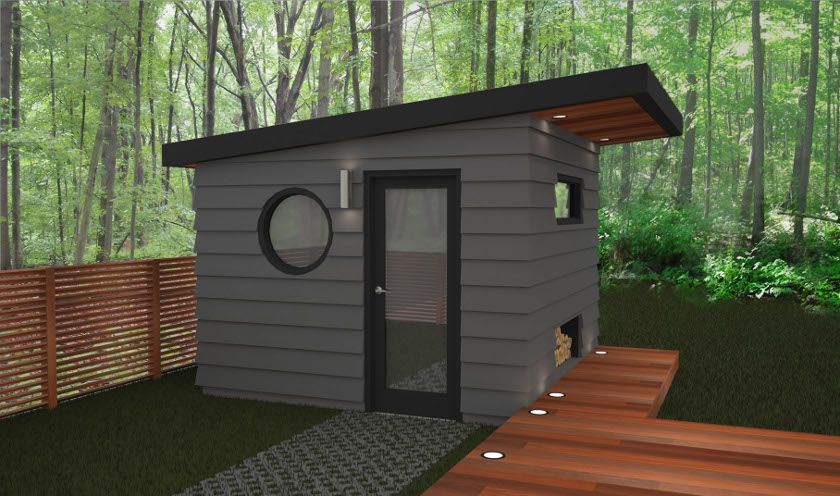 Modern Shed Design 1 Shed Design Modern Shed Pool Shed
