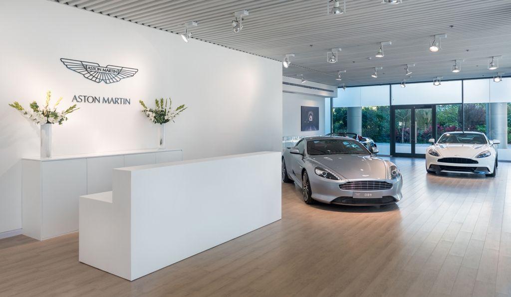 אודותינו Aston Martin Israel אסטון מרטין אתר הסוכנות הרשמי Galeri