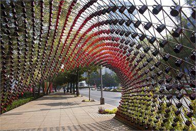 Portal of Awareness, Mexico City, 2012