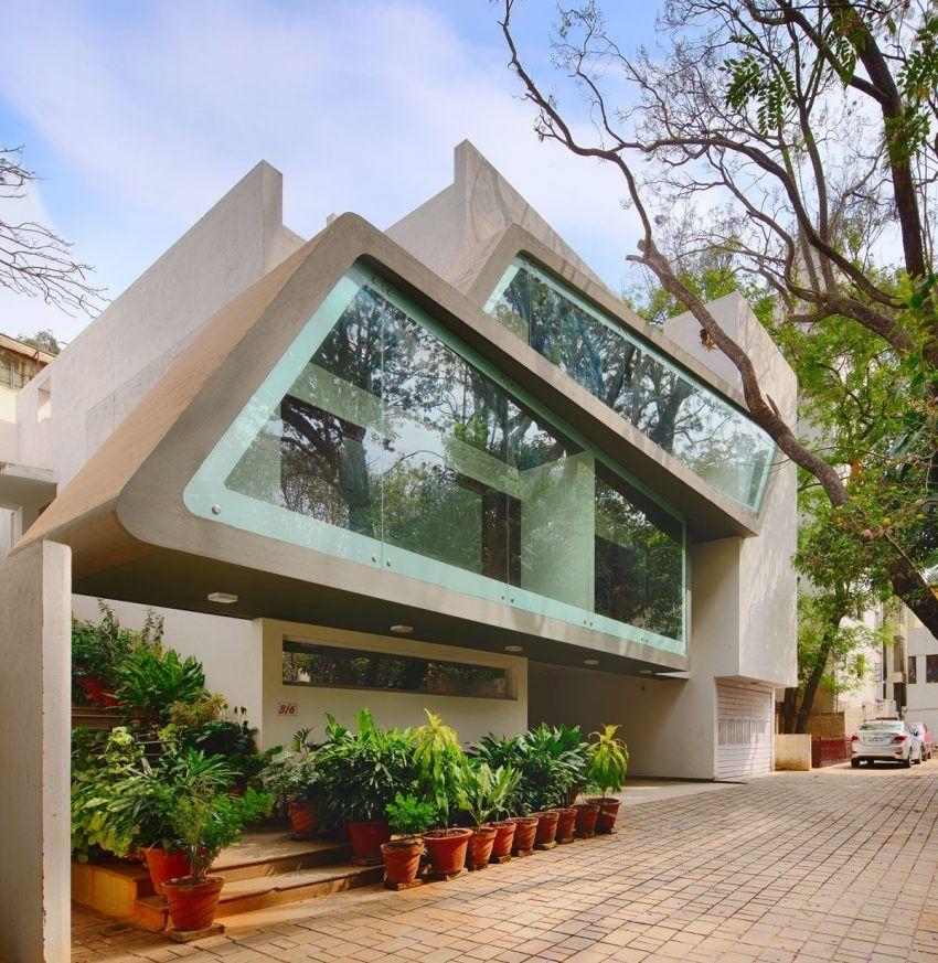 Mobius Home En Inde Par Architecture Continuous Architecture