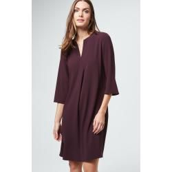 Kleid in Bordeaux windsorwindsor