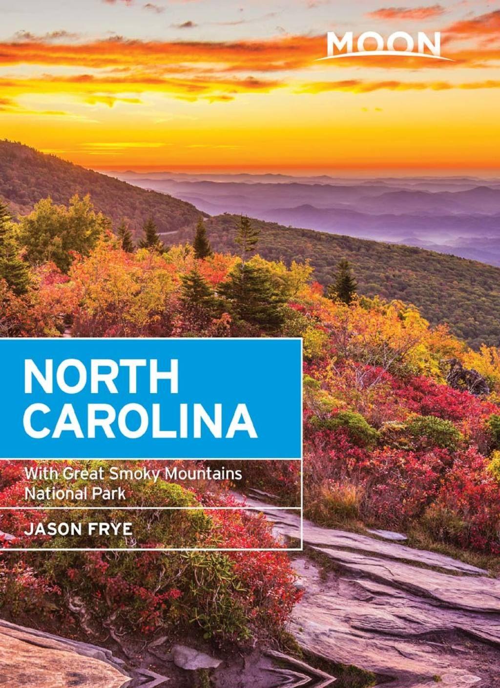 Moon North Carolina  Ebook