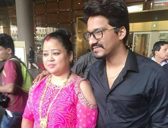 wedding  #harsh | pic and Bharti #bhartisingh Limbachiyaa