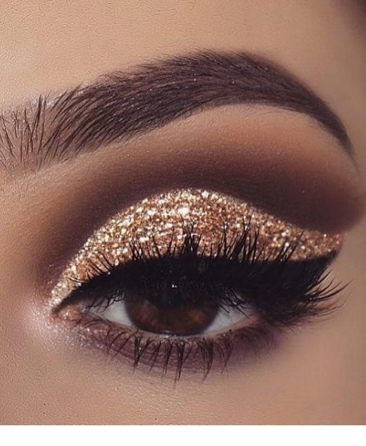 Photo of Gouden ogen make-up tijd! | Inspirerende dames#Make-up#Hautp…