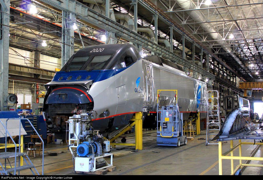 Photo AMTK 2020 Amtrak Bombardier/Alstom