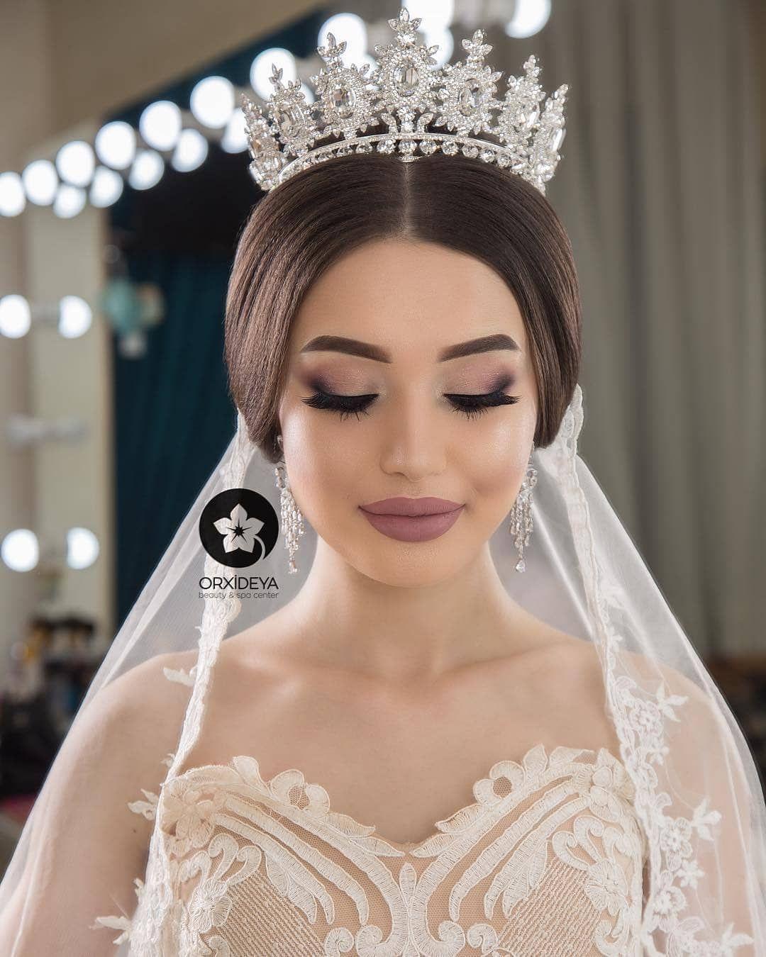 Make up | Wedding hairstyles, Wedding makeup, Bridal hair