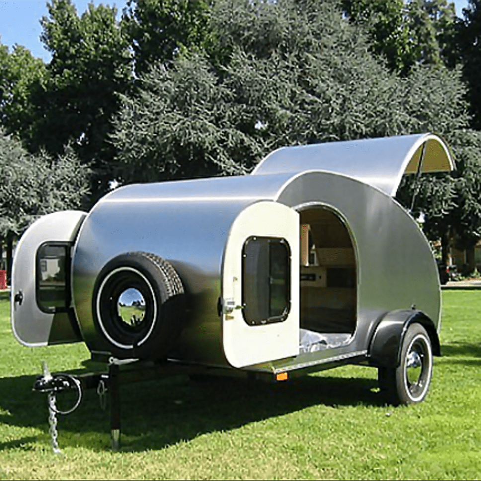 Best Tiny Travel Trailers: From Airstream to Teardrop in ...