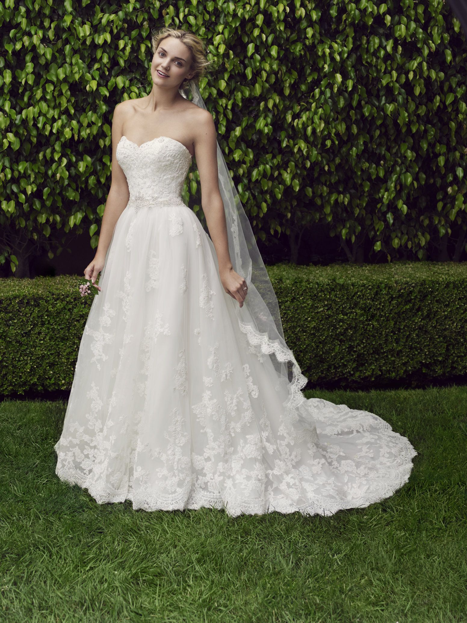 CHERRY BLOSSOM - Style 2229, $1575 Call for your Consultant ...