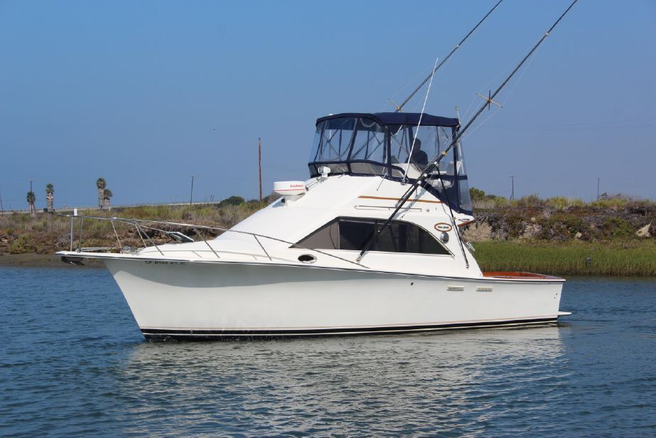 1990 32' Ocean Yachts Super Sport for Sale in Huntington