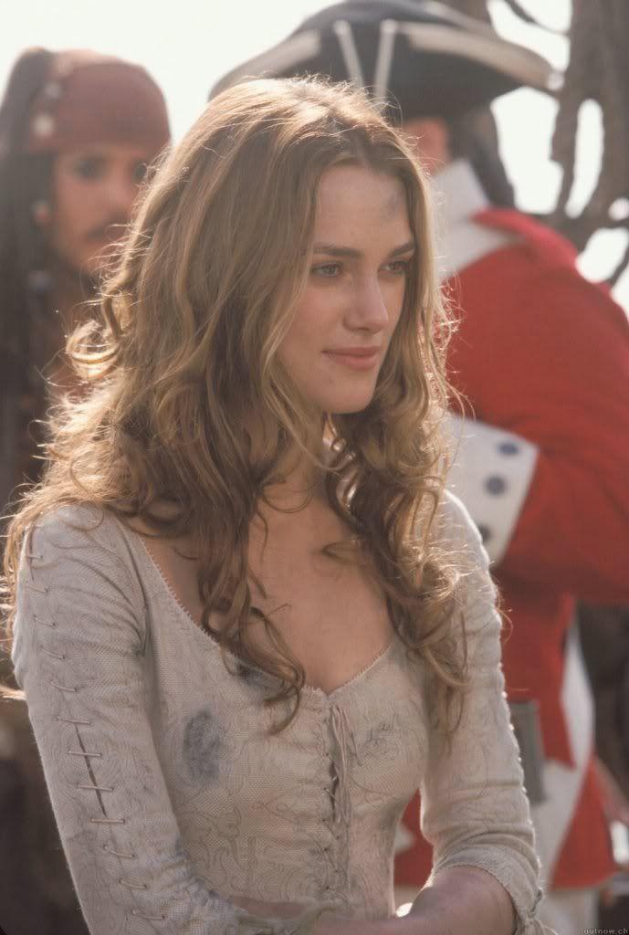 Elizabeth Swann | Lovely style | Keira knightley pirates ...