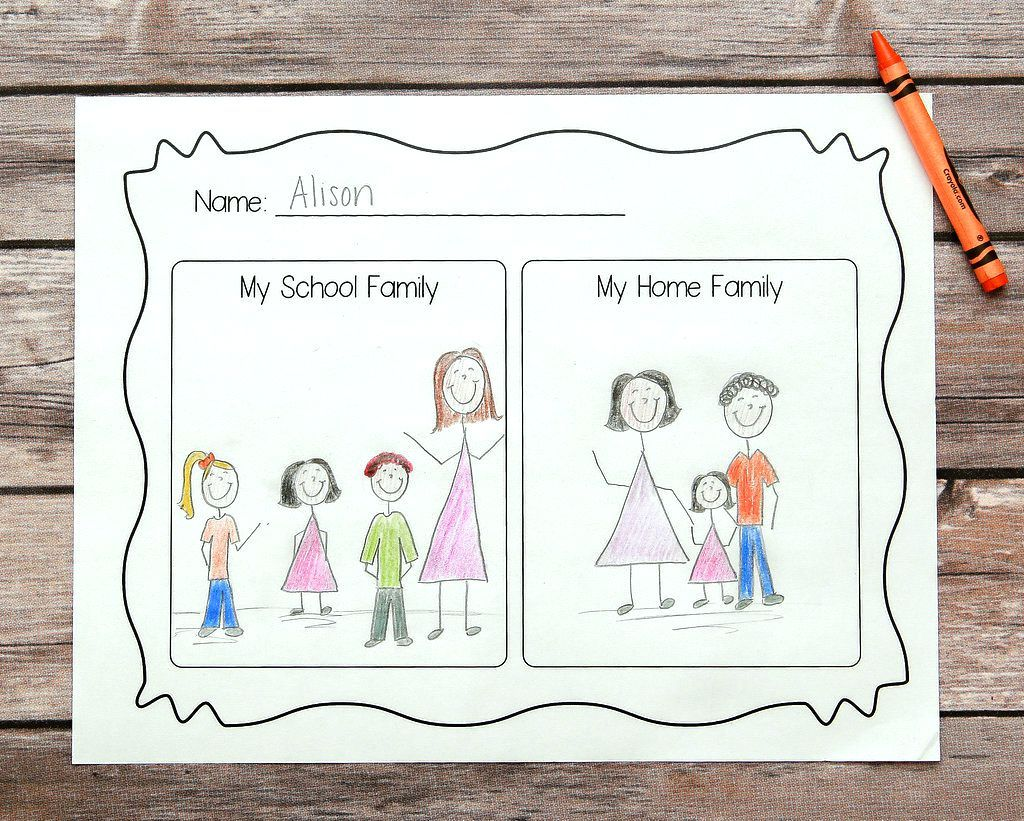 Friendship Lesson Plans for PreK, Kindergarten, or 1st
