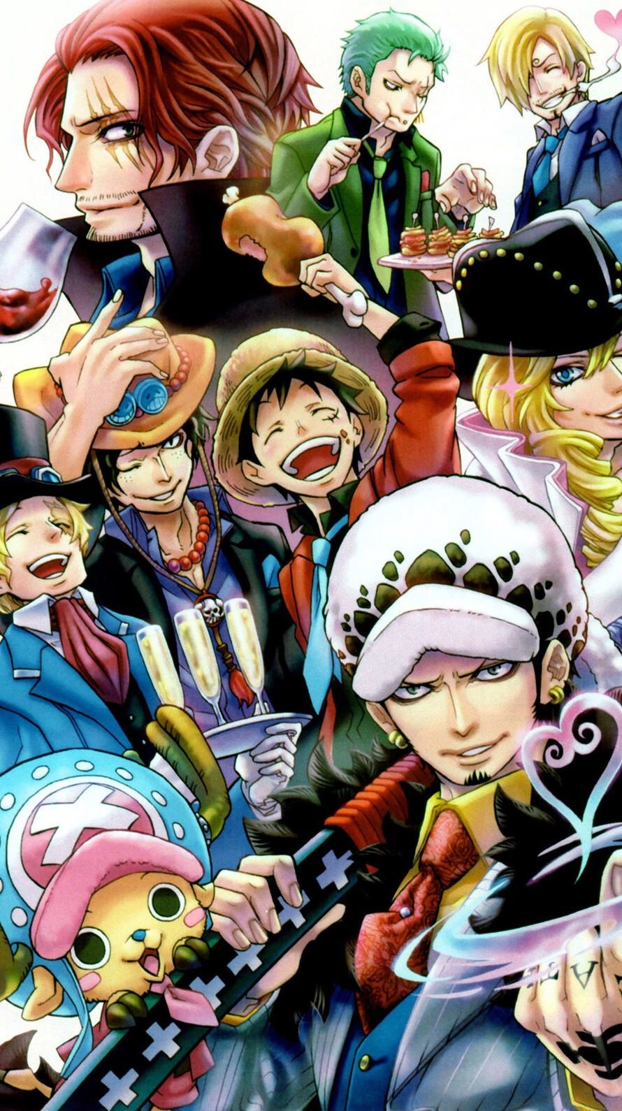 Pin by Chanel Aprahamian on One Piece One piece pictures