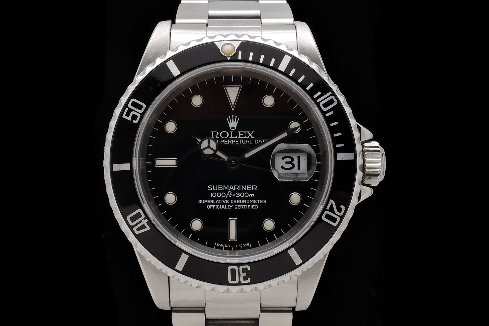 Rolex Submariner 16610 Circa 1991 Rolex Submariner Oyster 16610 Vintagerolex Secondhandwatches Rolex Watches Rolex Submariner No Date Rolex Submariner