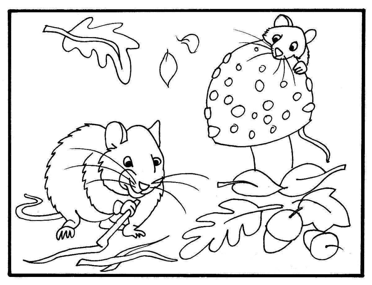 Fall Coloring Pages Printable | Activity Shelter | Coloring Pages ...