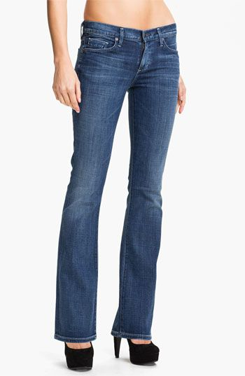 51e6378c7dd Citizens of Humanity 'Dita' Slim Bootcut Jeans (Wedgewood) (Petite)    Nordstrom - 27P - my favorite jeans ever! And they don't need hemmed, win!!