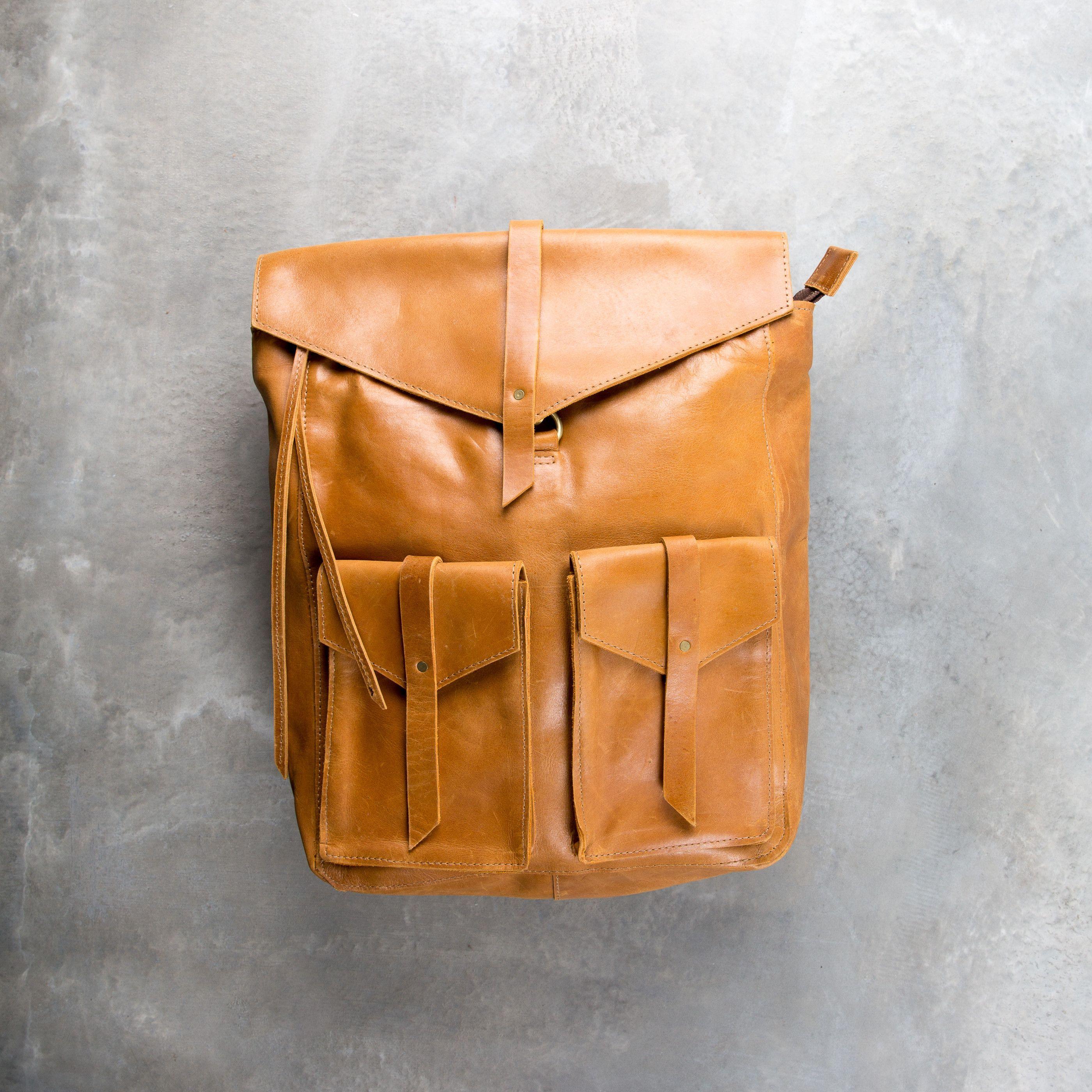 Magnolia Traveler Backpack