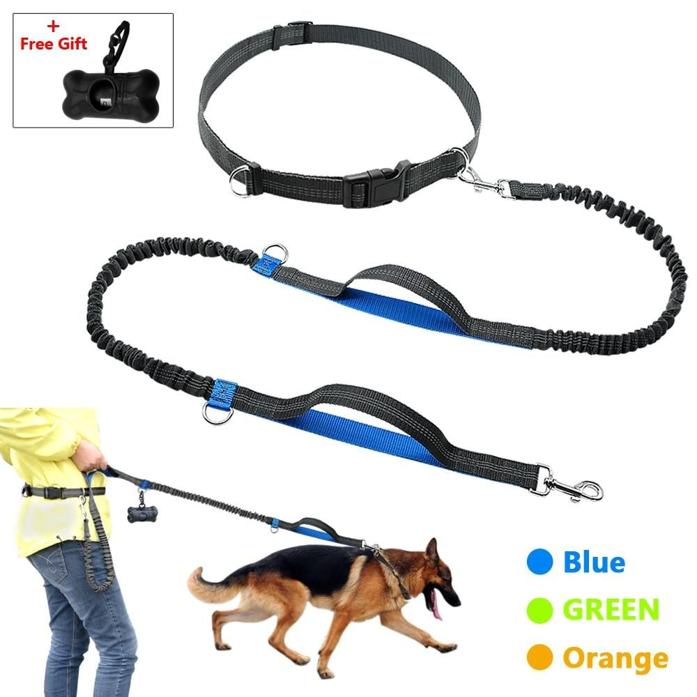 Type Dogstype Leashesdog Leash Type Hands Free Leashespattern Solidmaterial Nylonseason All Seasonsfeatu Hands Free Dog Leash Dog Leash Dog Leash Walking
