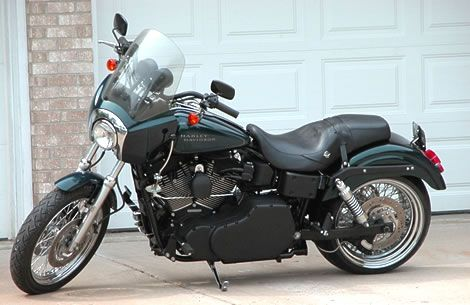 Harley Davidson Automatic Transmission