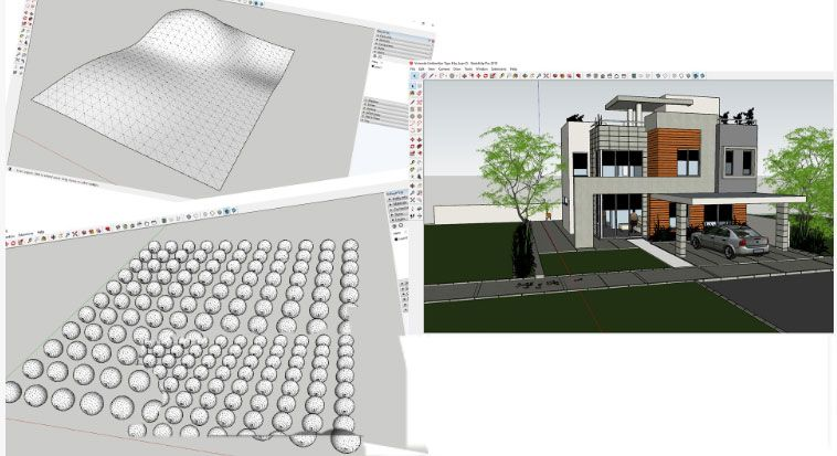 SketchUp's Quantifier Pro is a brand new extension and