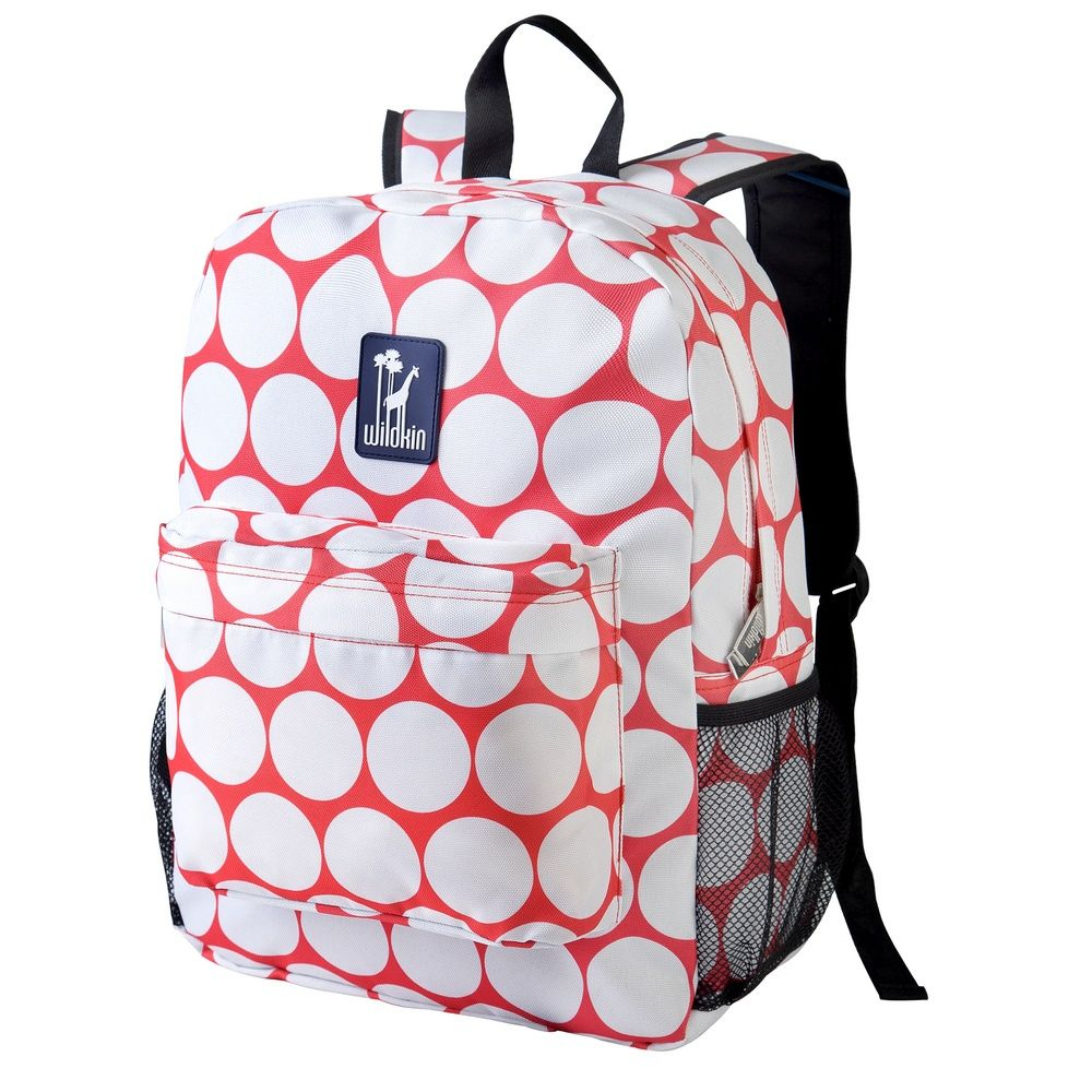 4b1f504d277f Big Dot Red   White Crackerjack Backpack http   www.bonkersforbags ...