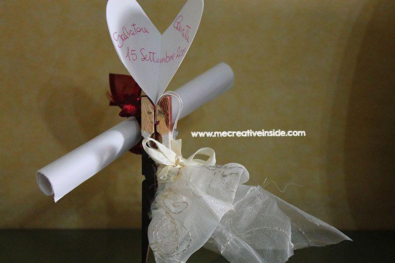 Segnaposto Matrimonio Con Mollette.Mollette Sposi Mollette Spose Idee