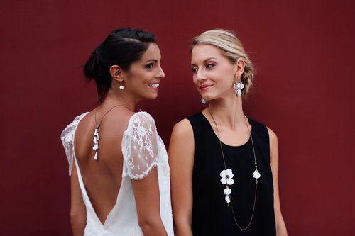 Bijoux de dos mariage / wedding / ceremony