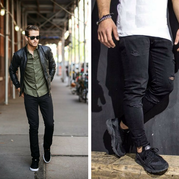 black,jeans,for,men