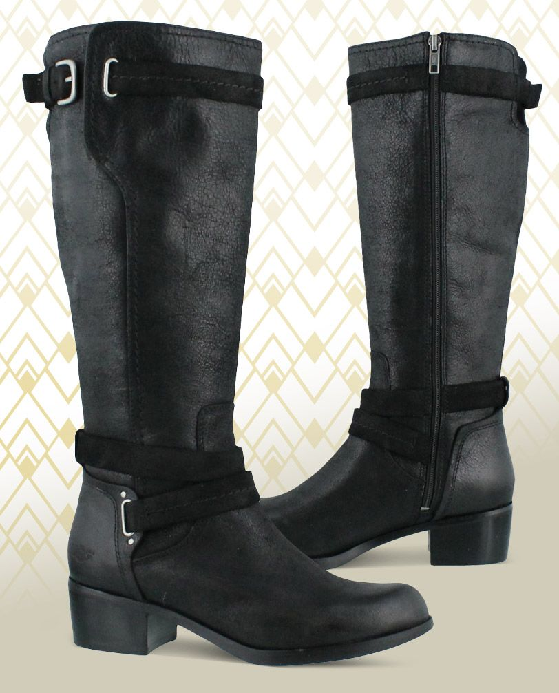 2bcaf2f209a Women's Ugg, Darcie Boot - A Tall Classic Equestrian Styled Boot ...