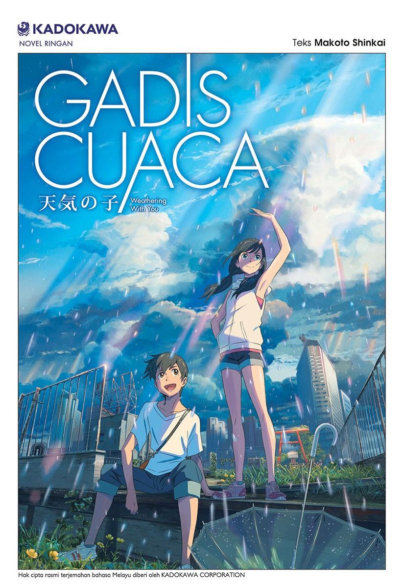 Gadis Cuaca Anime Films Anime Anime Movies
