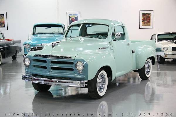 Photos Ideas And Hot Rod Lifestyle Studebaker Trucks Pickup