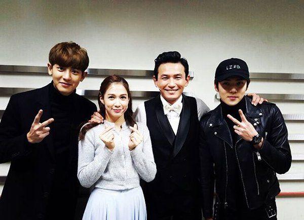 Sehun IG update Chanyeol
