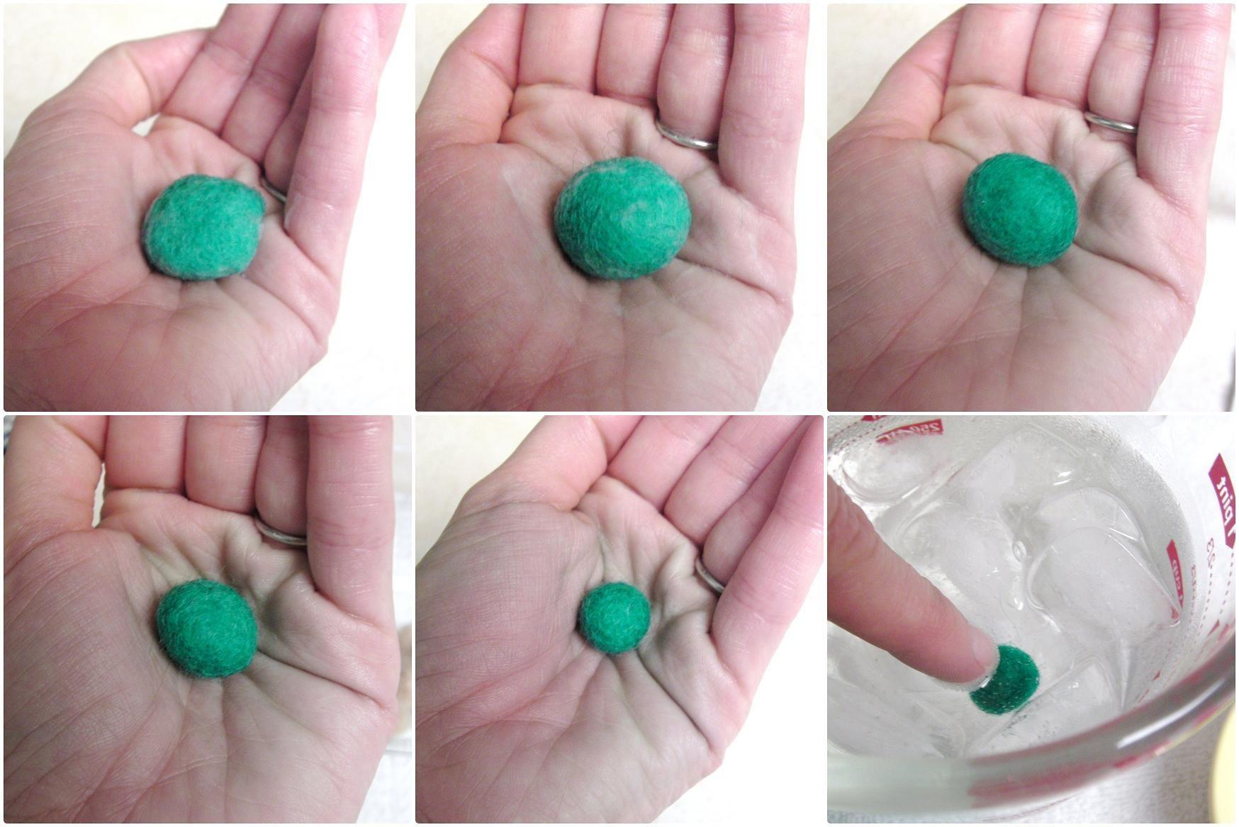 How to wet felt beads aguja pinterest felting tutorials and how to wet felt beads wet felting projectsbeads tutorialfelt baditri Images