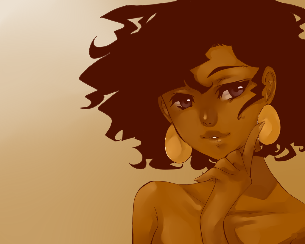 African american anime characters black anime characters and other goodies