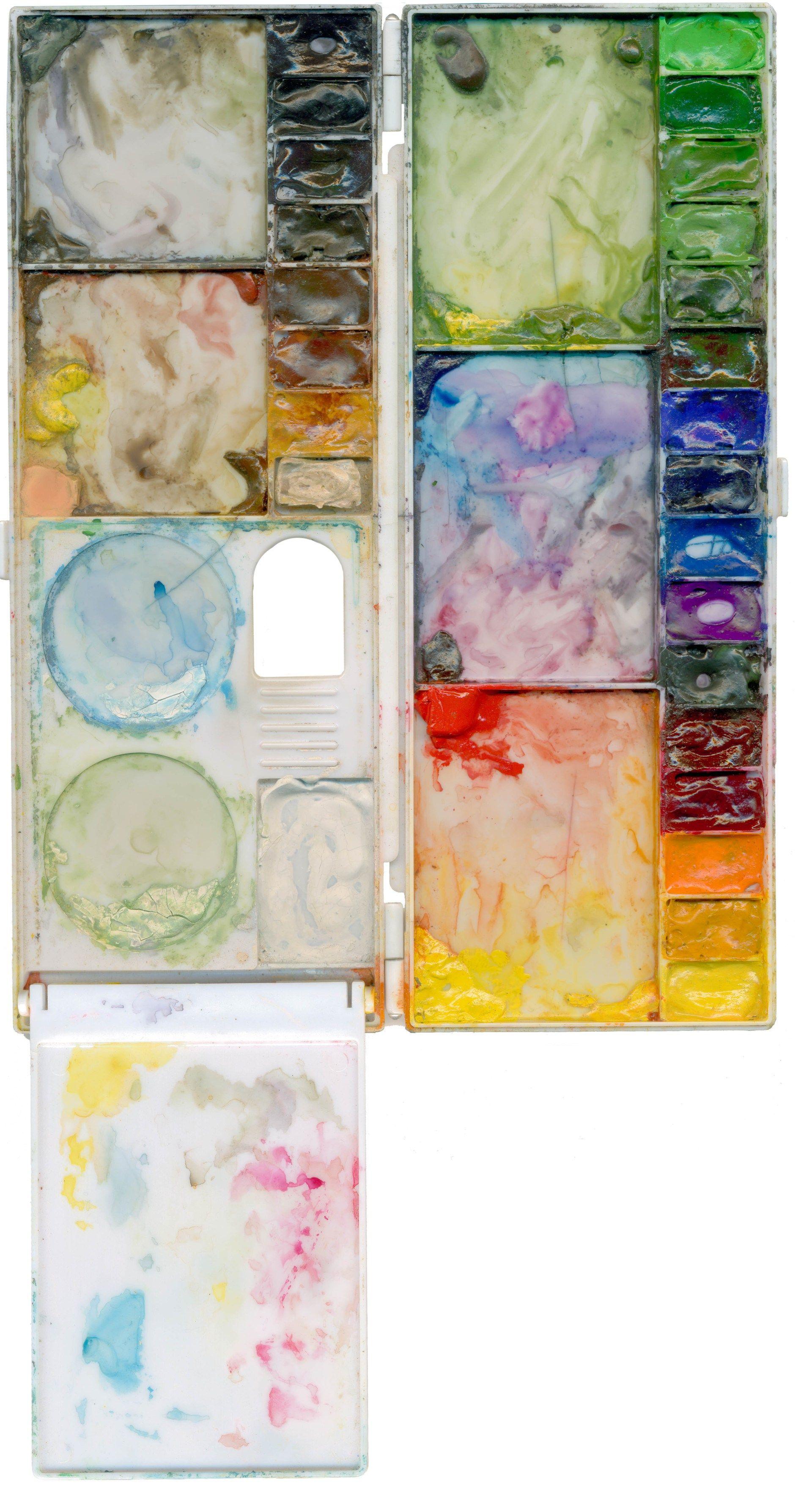 Choosing Watercolors Watercolor Kit Watercolor Pallet Watercolor